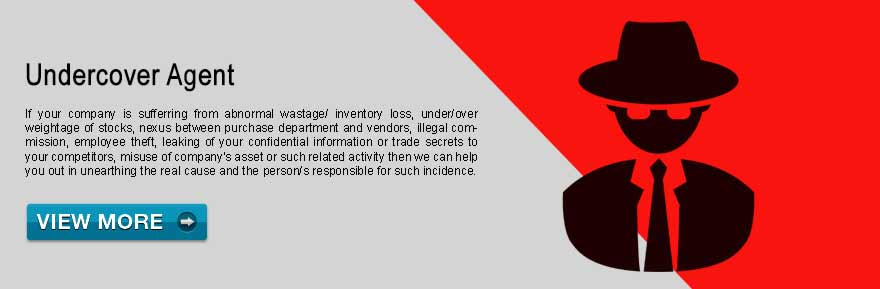 Best Detective Agency for Undercover Agents